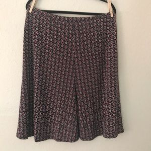 GEORGE stretch 2 piece skirts &top size large